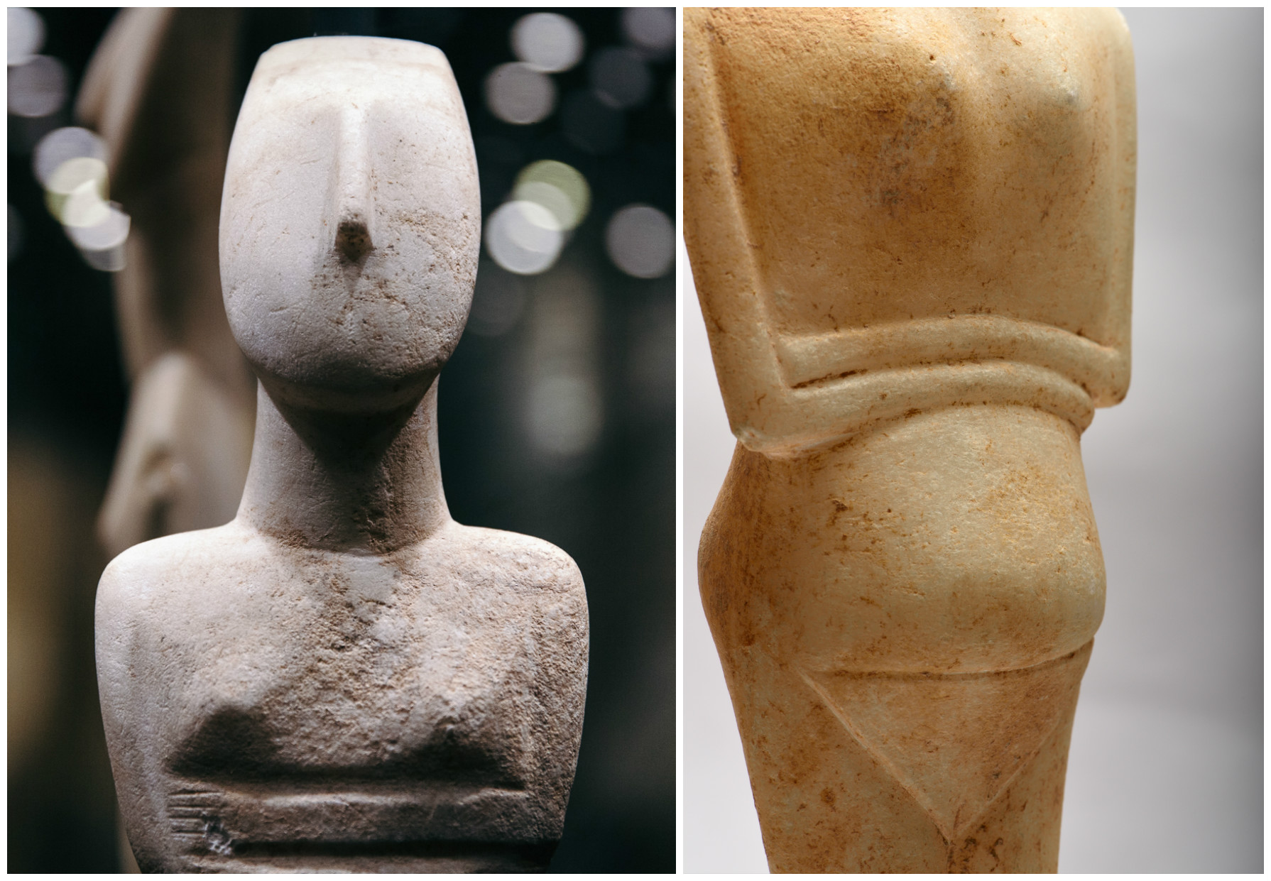 Cycladic collage Paris Tavitian2
