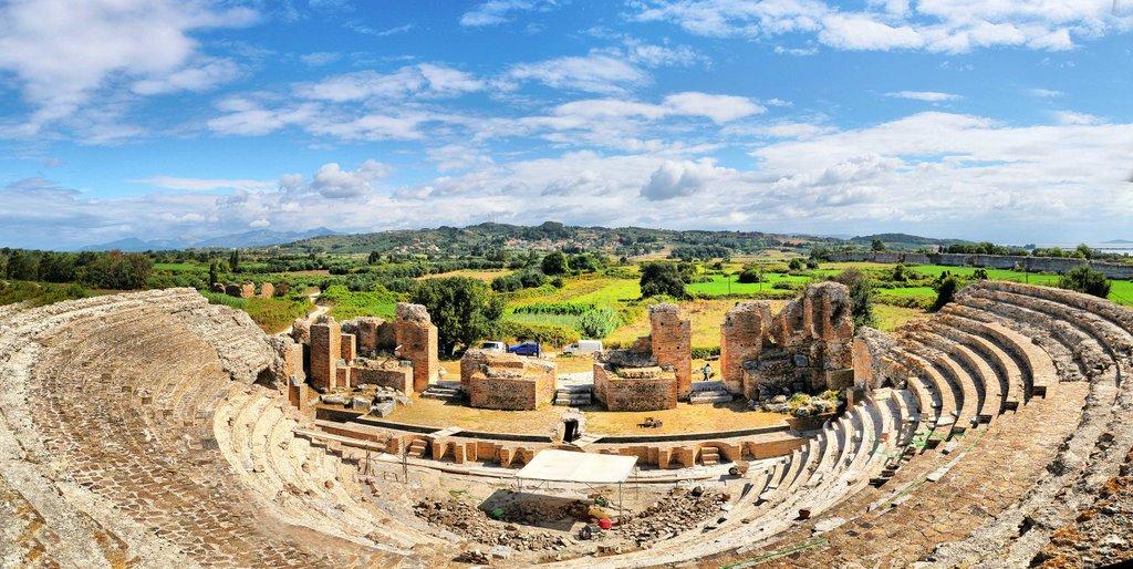 Pax Romana's magnificent Nikopolis reveals its secrets to ...