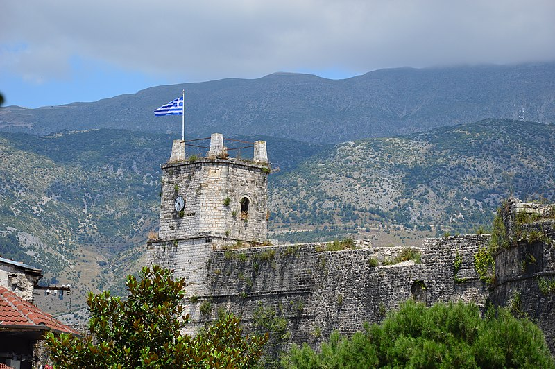 800px Castle of Ioannina Greece