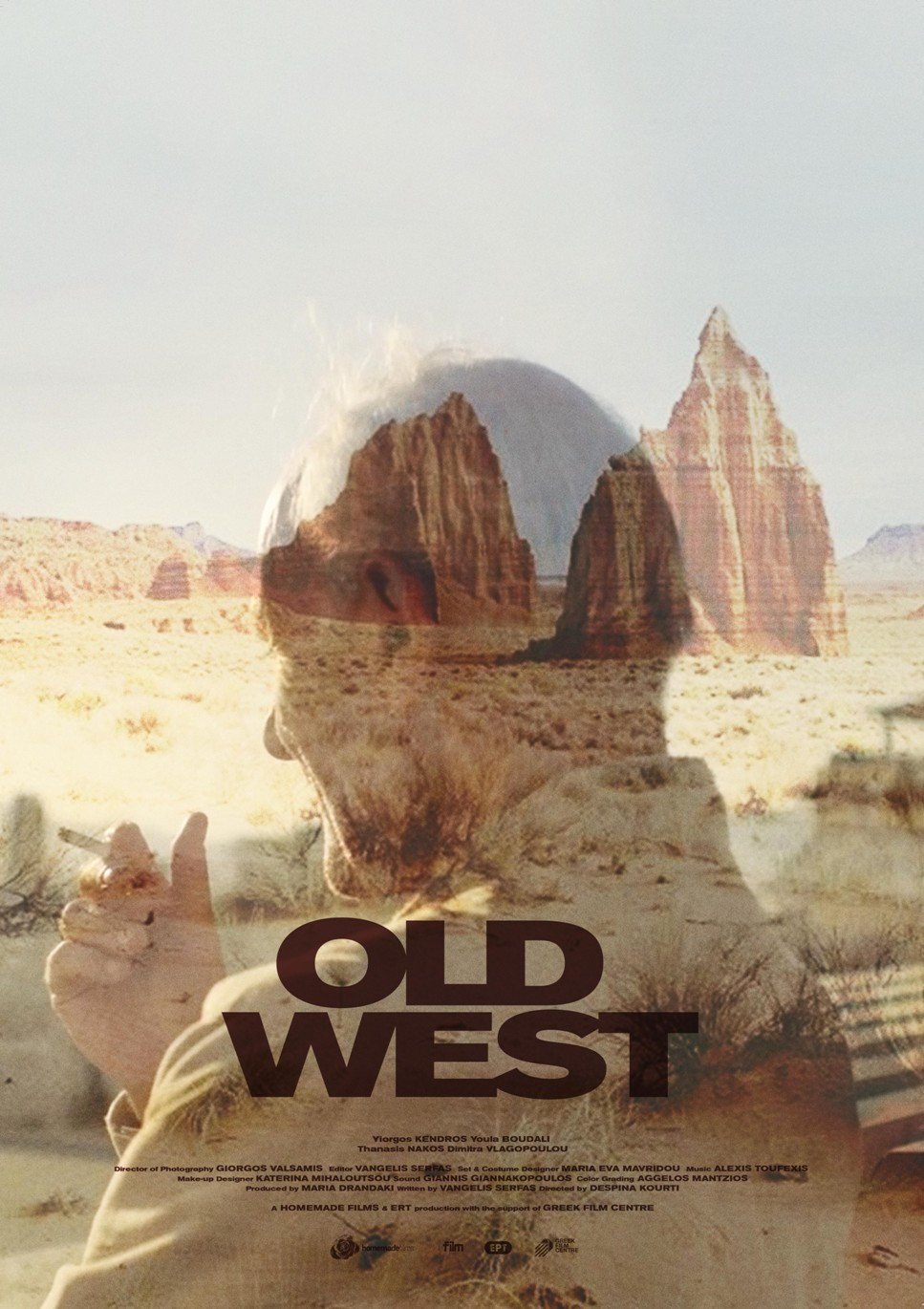 OLD WEST poster eng