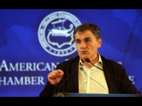 FinMin Euclid Tsakalotos proposes lower surplus ...